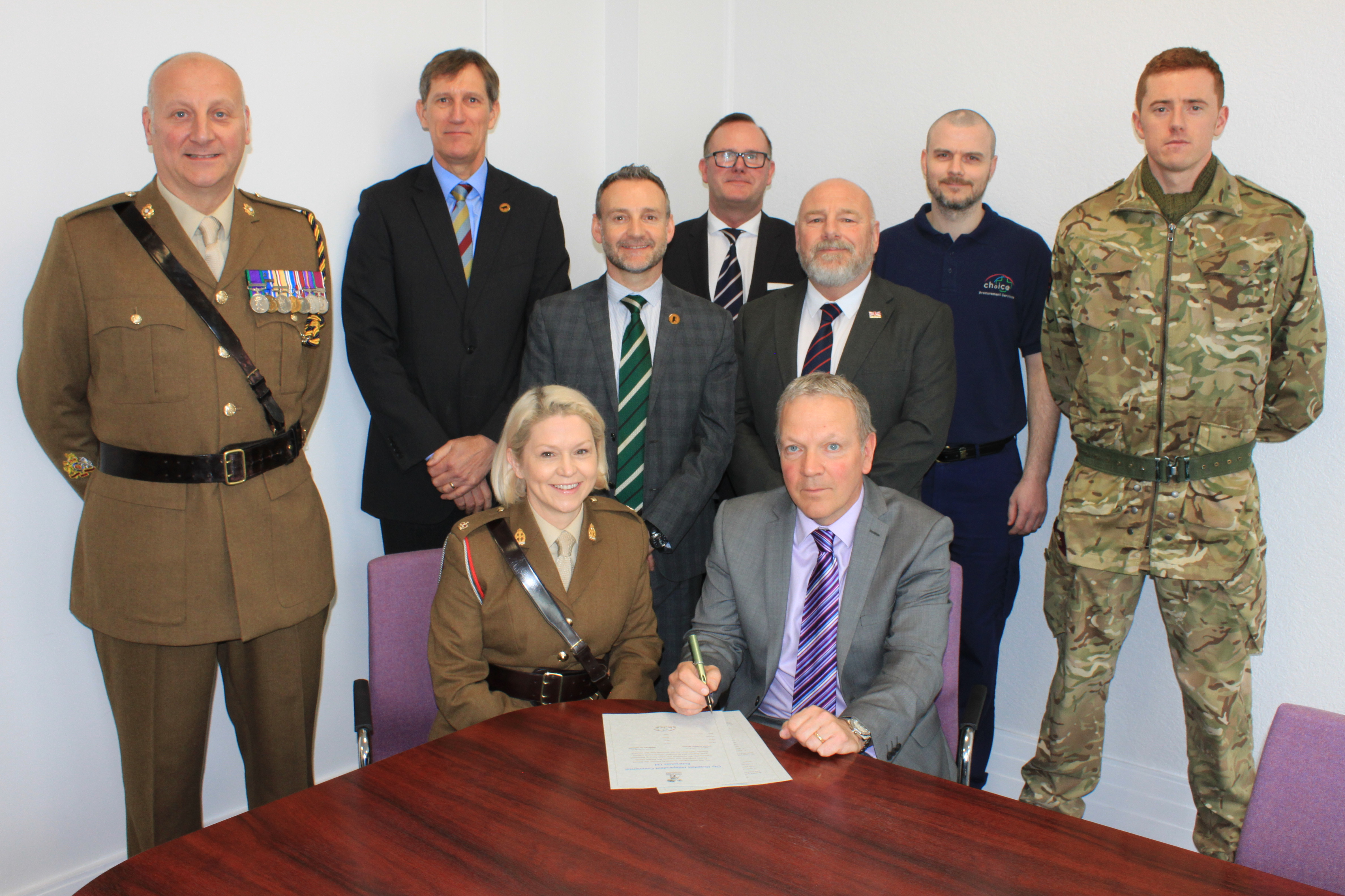 CHoICE signing Armed Forces Covenant.jpg