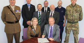 CHoICE is Officially an Armed Forces Friendly Employer